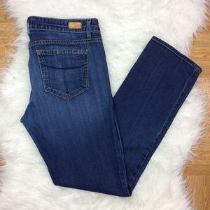 PAIGE Skyline Straight Leg Jeans